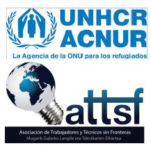 Firma del acuerdo de partenariado con ACNUR el 4 de Enero de 2020